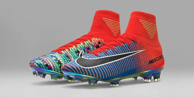 Limited Edition Nike MERCURIAL X EA SPORTS