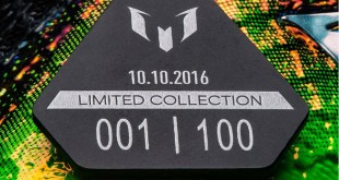limited collection messi 1010
