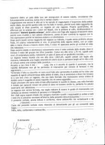 Esclusiva Violenza allo Juventus Stadium: testimonianza e denuncia di un tifoso del Napoli disabile La seconda parte della denuncia dopo occhiali 218x300