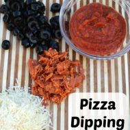 AD Protein Snack Solution – Pizza Dipping Sauce