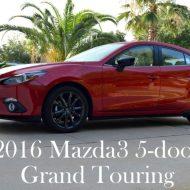 2016 Mazda3 – It's Drive Time