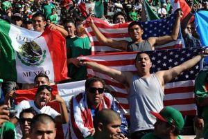 Mexican-American soccer fans are a breed unto their own.
