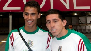 The young Mexican duo of Reyes and Herrera at FC Porto could open more doors for Mexicans in Europe.