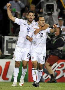 I want to see how good the US talent in MLS really is. And I want to see these two together again.