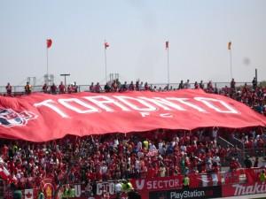 TFC Fans BMO Field