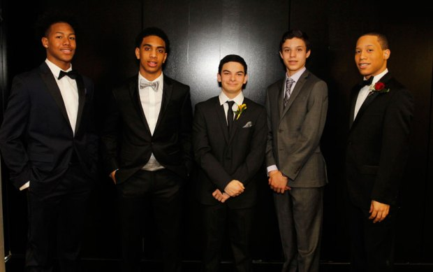 Prom Fashion show- lord n taylor (1)