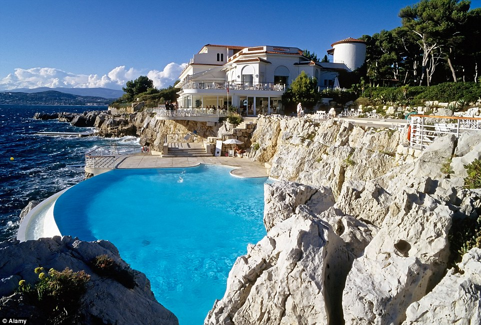 Beautiful Hotel du Cap