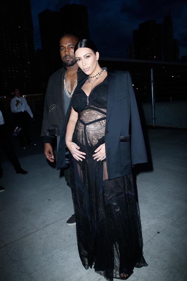 Kanye-&-Kim-Kardashian-West