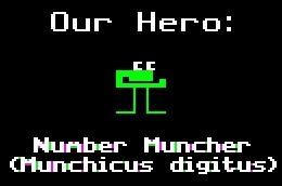 Number muncher