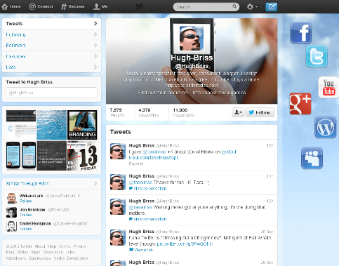 How To Maximize Your New Twitter Profile Social Media