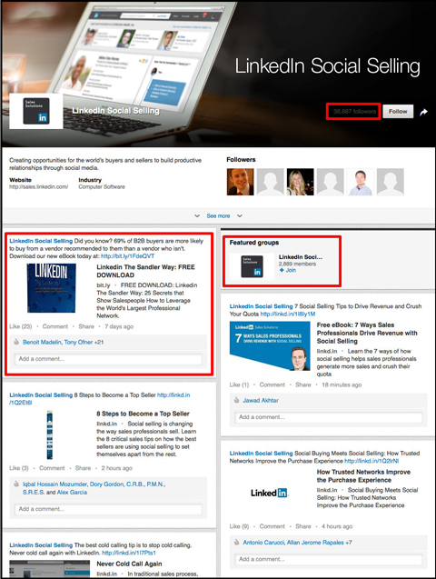 How to Use LinkedIn Showcase Pages for Business  Social Media Examiner