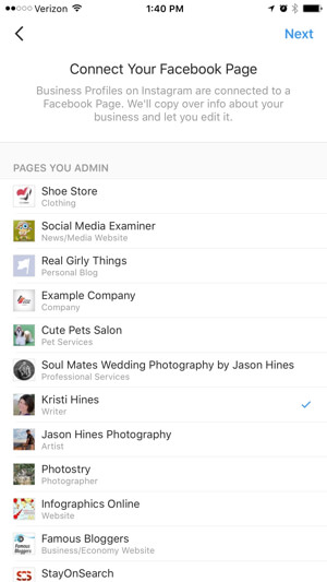 Instagram Business Profiles How to Set Up and Analyze Your