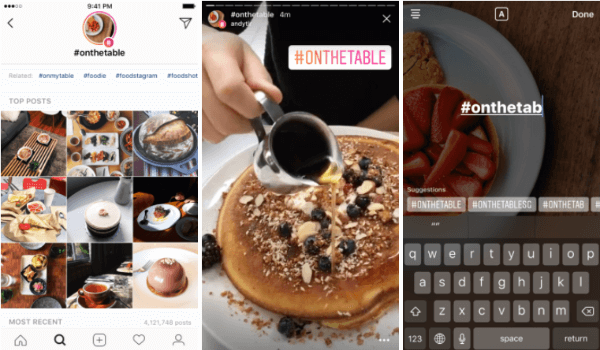 Instagram rolled out two new ways to discover the world around you on Explore and find images and videos that are related to your interests - location and hashtag stories.