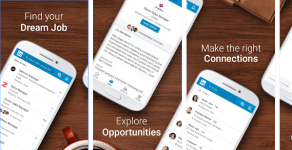 Linkedin released an Android version of its LinkedIn Lite app.