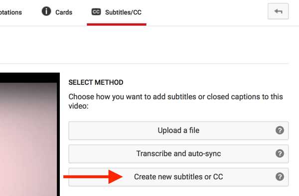 Manually writing and syncing your own subtitles gives you full control over the captions and how they sync up to your video.