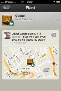 CircleMe - geotaggare i propri interessi su smartphone