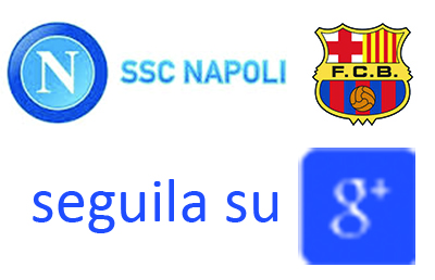 Hangout Napoli Barcellona