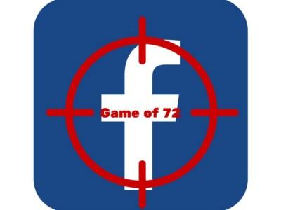 Game of 72 - Sfida su Facebook