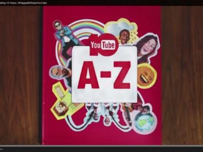 YouTube 10 Anni