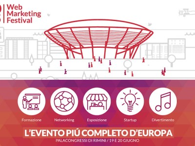 SocialMediaLife.it è Media Supporter del Web Marketing Festival 2015
