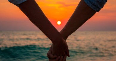 Couple Holding Hands at Sea Sunset- Arch Cape Inn pixel.finomnf.top