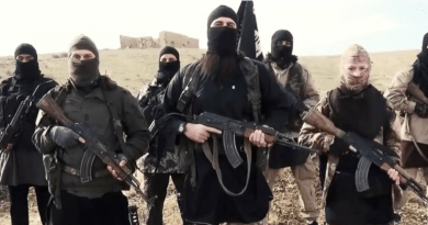 ISIS publishes list of targets that includes N.J. police officers!