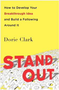 Cover of Dorie Clark Stand Out Book