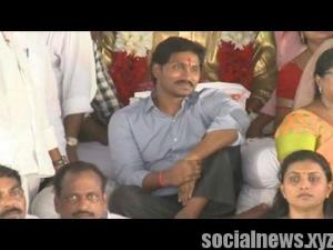 Jaganmohan Reddy Begins Indefinite Fast for Special Status to Andhra