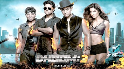 Social Media Campaign Review: How @Dhoom3TheMovie is Making Dhoom on Social Media