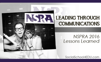 NSPRA 2016 Lessons Learned