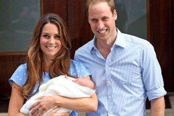 "Breaking ""news"" a term used loosely for the latest addition of the royal family"