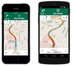 Google Maps updates mobile app. It's a sign your world is changing