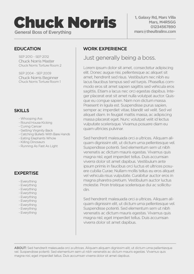 Better CVs Benefit Everyone - Top 3 Candidate CV Improvement Tips - cvs resume paper