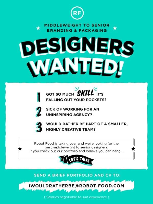 26 Crazily Creative Recruitment Ads Your Need to See - talent agent sample resume