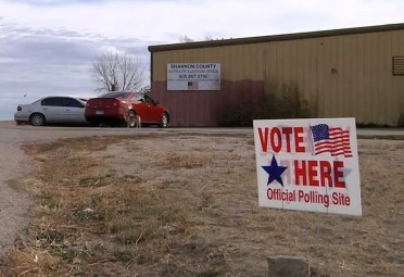 Shannon County Vote