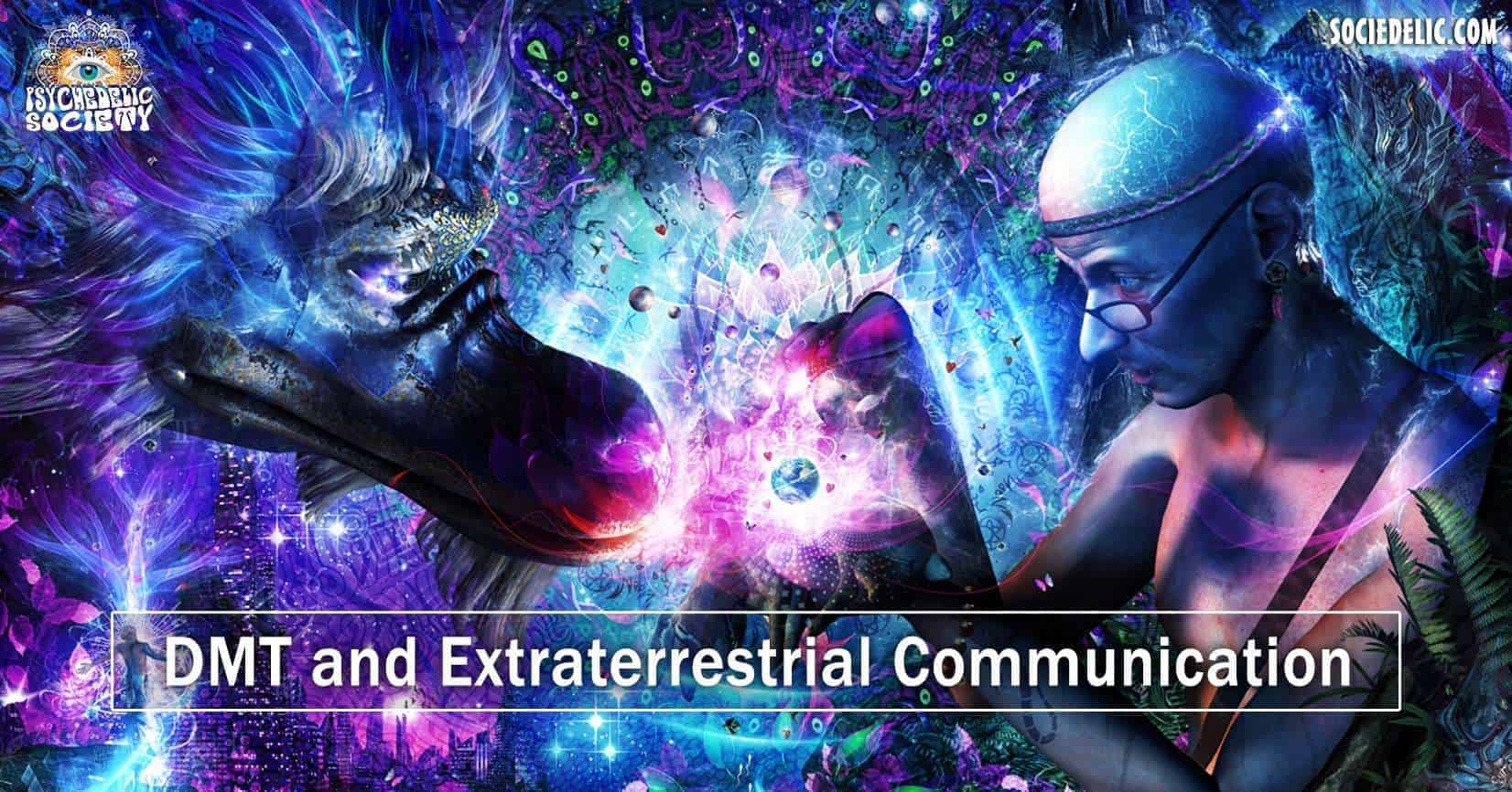 Lsd Trip Wallpaper Hd Dmt And Extraterrestrial Communication Psychedelic