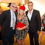 Rick Friedman, Cindy Lou Wakefield, Chase Backer
