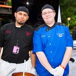 Chef Anibal Lima, Chef Mike Toveloi (Fox Hollow)