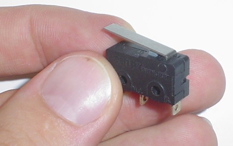 tact switch wiring diagram thru hole way navigation switch id
