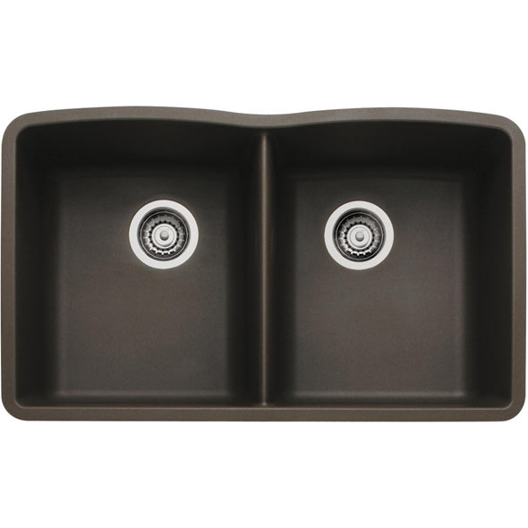 Diamond Equal Double Bowl Undermount Soci