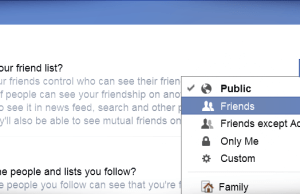 How to Hide Your Facebook Friends List From Public and Other Friends