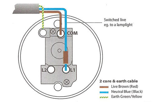 Lighting Switch Wiring Diagram Wiring Diagram