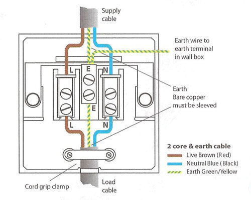 mk isolator switch wiring diagram