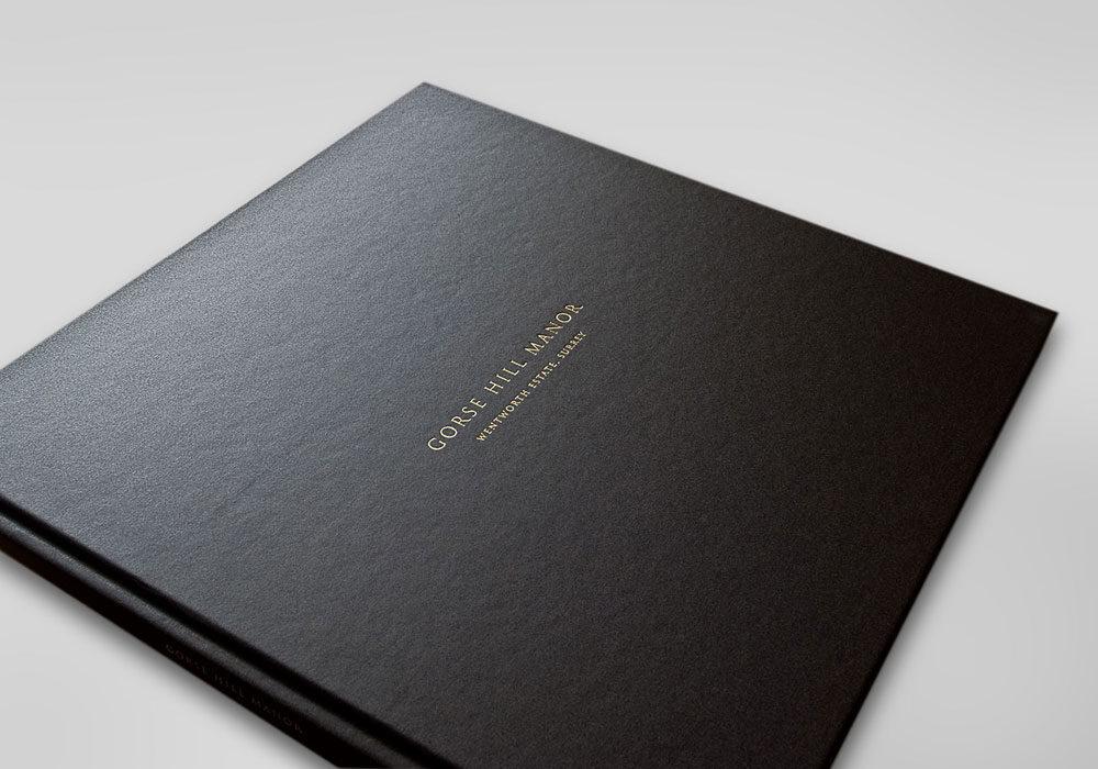 Luxury Coffee Table Book Design Agency u2022 London u2022 SO Branding - property brochure