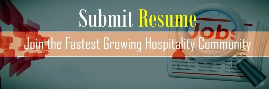 Submit Your Resume- Hospitality Jobs