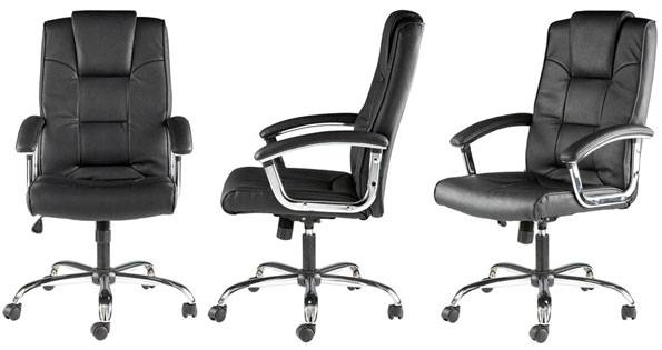 Section View Of Office Chair Interior Design 3d