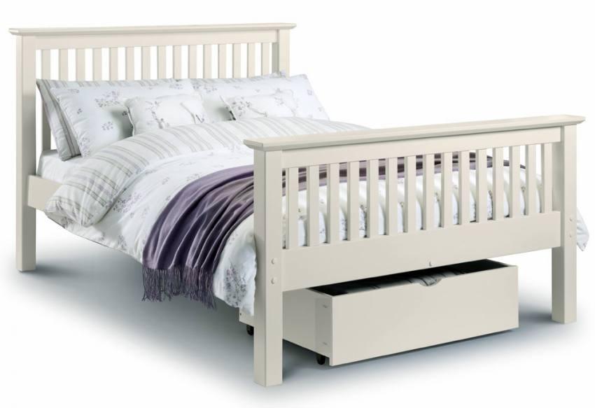 Julian Bowen Barcelona Pine Bunk Bed Bed Mattress Sale