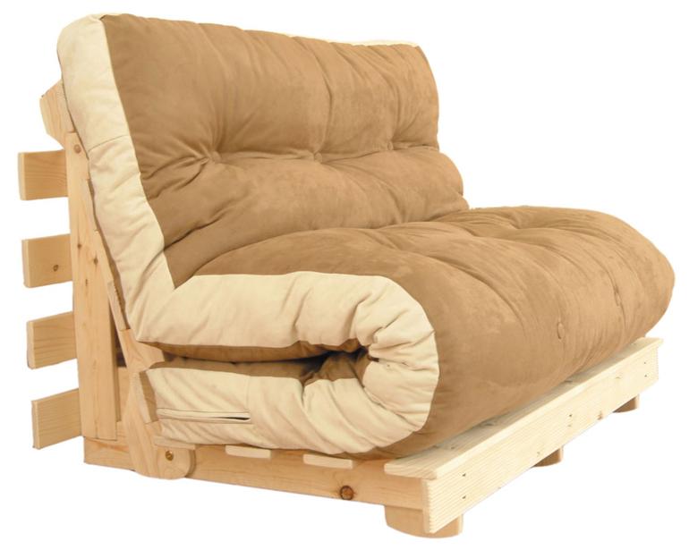Darwin Double Futon Sofa Bed High Quality