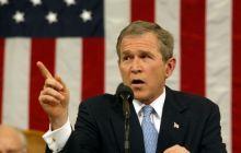 George W Bush 43rd president