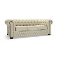 Chesterfield 3 Seater Sofa Bed - from Sofas by Saxon UK